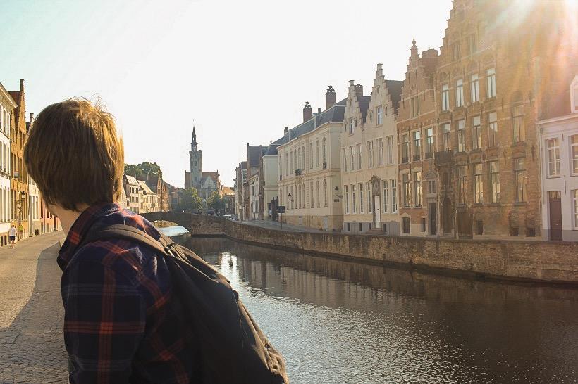 Guy in Bruges