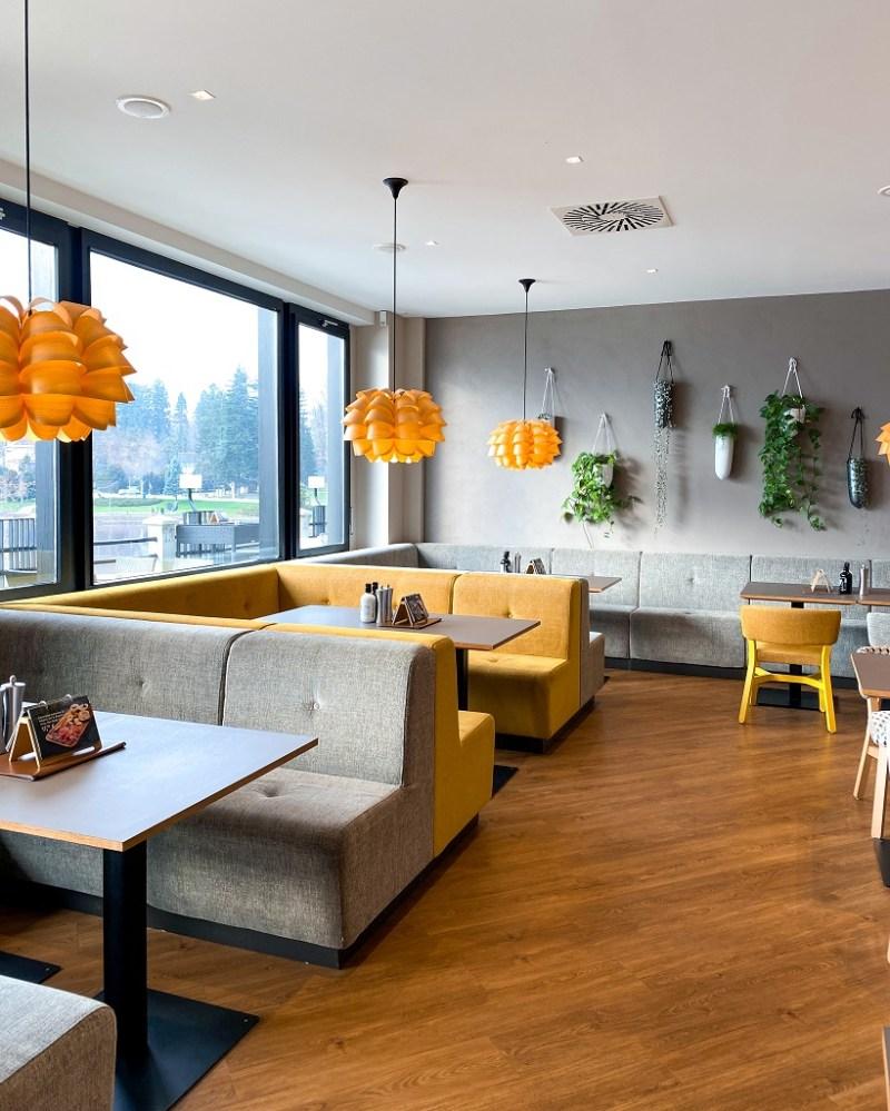 Park Restaurant Lake Bled