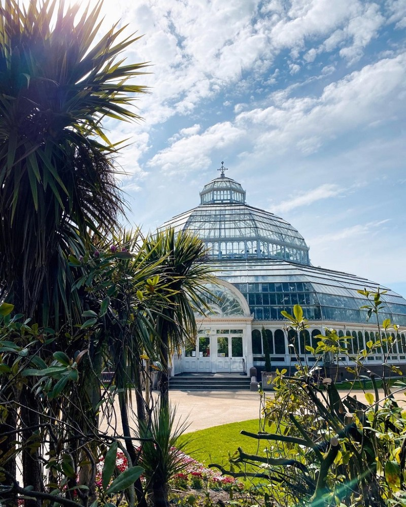 Sefton Park Palm House Liverpool