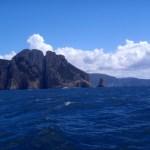 Sea cliffs in the Tasman Peninsula