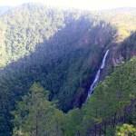1000 foot falls, Belize