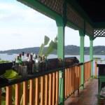 The most beautiful bar in Bocas Del Toro