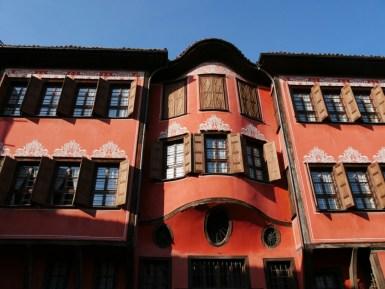 Altstadt Plovdiv.