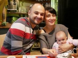 Biser, Ogi und die kleine Stephannia.