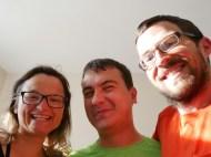 Ahmed, unser erster Warmshower in der Türkei.
