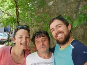 Antonia, Hasan, Daniel.