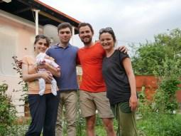 Aygun, Sema, Eldar, Daniel, Antonia.