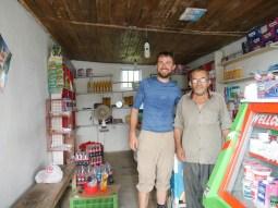 Shopkeeper in Iran.// Ladenbesitzer im Iran.