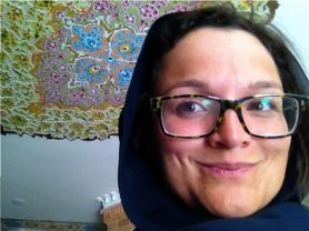 Als Frau im Iran. // As a women in Iran.