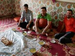Ali, Hossein, Daniel.