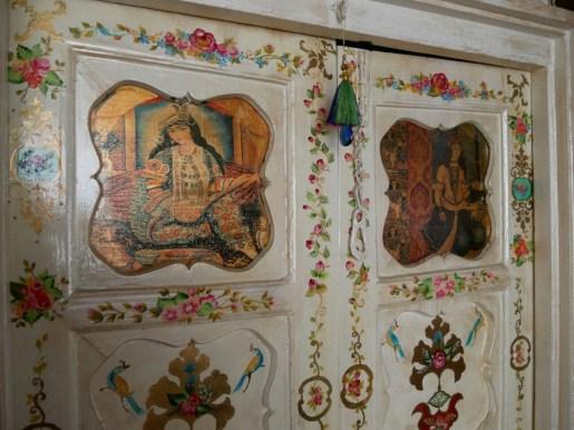 Door art.// Kunst an der Tür.