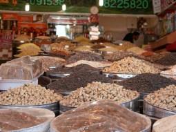 Nuts, seeds and dried fruits.// Nüsse, Kerne und getrocknete Früchte.