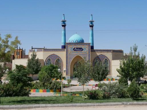 Mosque.// Moschee.