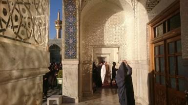 Imam Reza Mashad.