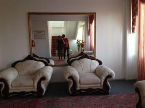 Soviet Charme im Hotel in Turkmenabat.// Soviet charme in the hotel in Turkmenabat.