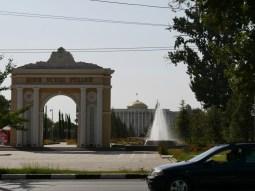 Dushanbe.