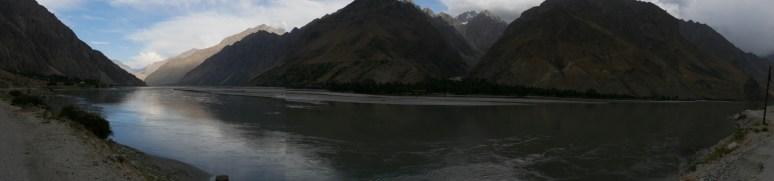 Kala-i-Khumb to Khorog.