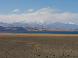 Karakol Lake.