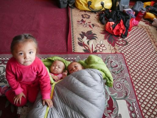 Halida, Asema, Fatima.