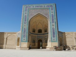 Kalyan Mosque Bukhara.