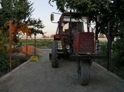 Der Traktor.// The tractor.