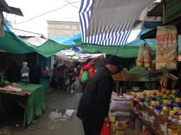 Osh market.// Bazar in Osh.