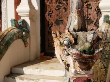 Lamphan - one of the most laid-back and interesting towns in Thailand for us.//Lamphan, eines der entspanntesten und gleichzeitig interessantesten Städtchen in Thailand für uns.