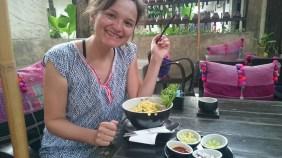 Lanna style (Northern thai tribe) restaurant.//Ein Restaurant im Lanna-Stil (nordthailändische Ethnie.).