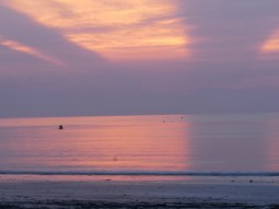 Sunrise.// Sonnenaufgang.