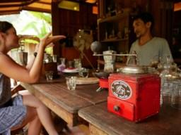 Gong coffee.