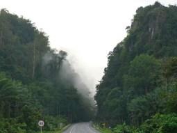 Misty Thailand.// Nebliges Thailand.