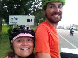 Not long to go until Phuket.// Nicht mehr lange bis nach Phuket.