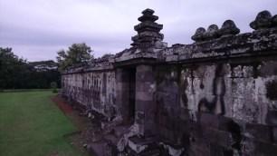 Temple Ratu Boko.