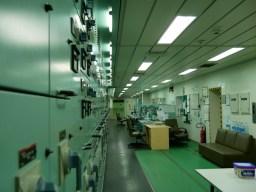 Kontrollzentrale.// Control station.