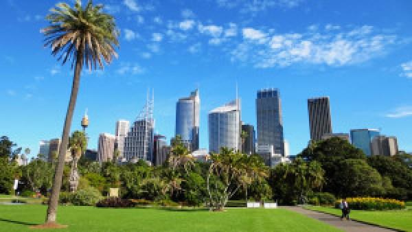Botanic-Gardens-Sydney