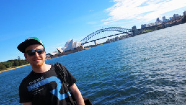Sydney-Harbour-Bridge