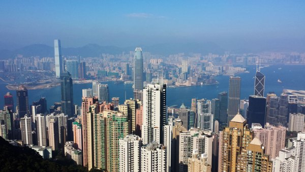 The-Peak-Skyline-Hong-Kong