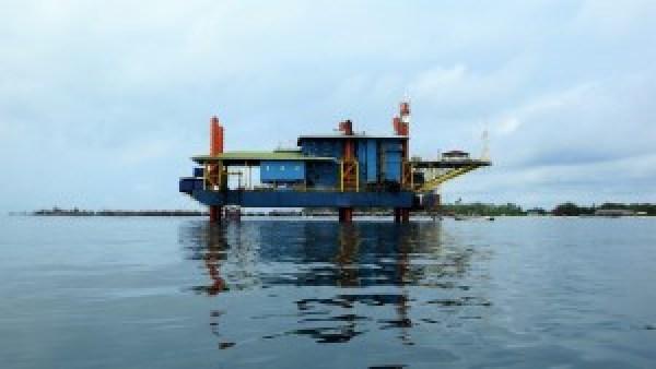 Dive rig Seaventures