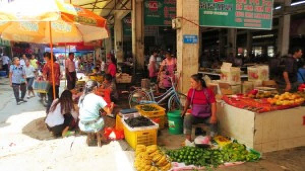 Fuli market China