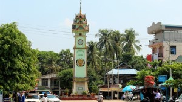 Clock Tower Hpa-an