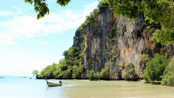 Eilandhoppen Thailand