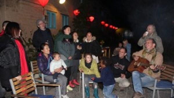 Gelukkig Nieuwjaar uit China