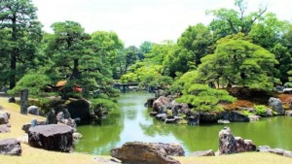 Kyoto Japan tuin