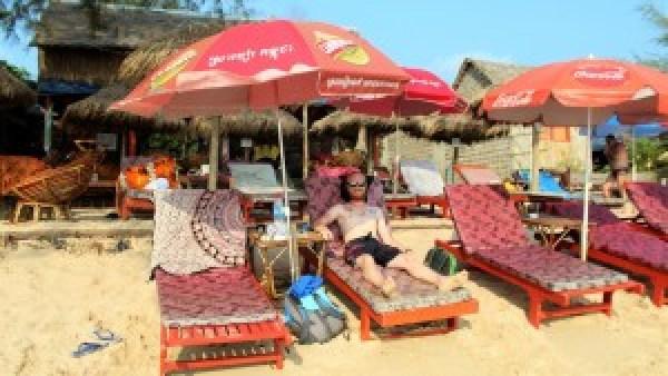 Mark Otres Beach Cambodja