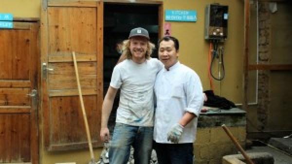 Mark en Lee verbouwen keuken
