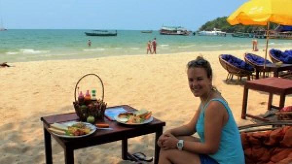 Ontbijt Sihanoukville