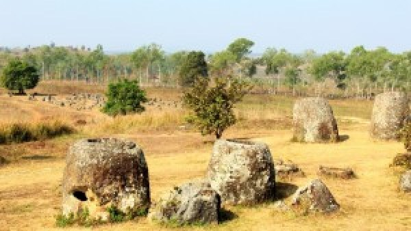 Phonsavan Plain of Jars