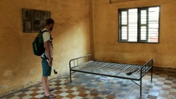 S21 Cambodja Tuol Sleng Museum