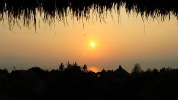 Sunset Kep