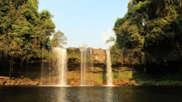 Tad Champee waterval